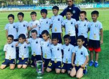 """""""Pakhtakor-2011"""" became the winner of the tournament in memory of Akmal Azizkhujayev"""