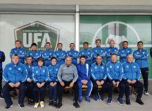 В Ташкенте организованы тренерские курсы АФУ по обновлению знаний