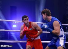 Photo Gallery. Dilshodbek Ruzmetov win the final with strong performance
