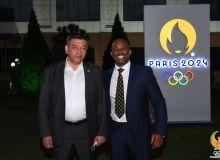 Президент Международной федерации смешанных боевых искусств посетил НОК