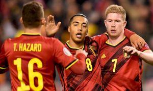 Бельгия бу сафар рақиб дарвозасига 6 та гол урди (видео)