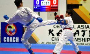 В Ташкенте проходит чемпионат страны по каратэ