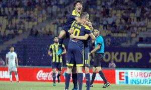 Match Highlights. FC Pakhtakor 5-0 FC Bukhara