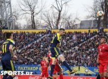 Photo Gallery. FC Pakhtakor 3-1 FC Lokomotiv