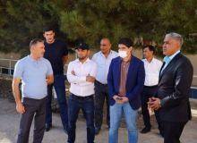 Azizjon Kamilov met with Bukhara coaches
