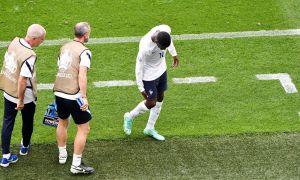 Франция терма жамоаси ҳужумчиси учун Евро-2020 тугади