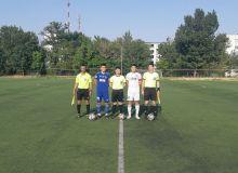 Первенство U-18. Хозяева и гости выиграли по четыре игры