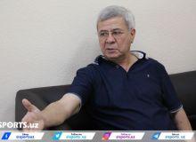 Официально: Тачмурад Агамурадов начал работу в «Сурхане»