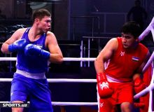 Madiyar Saidrakhimov: Tursunov was the number one athlete. Here, I swallowed him
