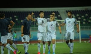 FC Sogdiana record a 3-1 victory over FC Bukhara in Jizzakh