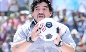 Марадона: Аргентинада машғулот ўтказиш мен учун шараф бўларди