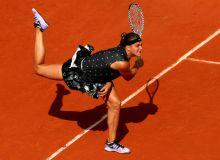 Арина Соболенко 18 ёшли теннисчи олдида ожиз қолди