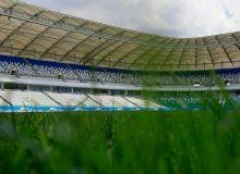 """Бунёдкор"" стадиони ҳозир қай ҳолатда? (Фотогалерея)"