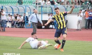 Photo Gallery | First Half. FC Andijan 0-3 FC Pakhtakor