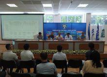 В АФУ проходит собрание с представителями региональных детско-юношеских футбольных академий