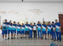 Uzbekistan's 20-athlete squad to leave for 2019 Junior World Wrestling Championship