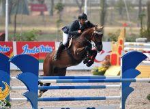 Лицензионный турнир по конному спорту состоится в Москве