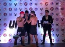 Победа Нурсултана Рузибаева и другие результаты профессиональных боев в Ташкенте