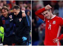 """Уэльс – Хорватия учрашувида """"Реал""""нинг икки юлдузи жароҳат олишди"""