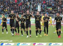FC AGMK earn 2018 Uzbekistan Cup title beating FC Pakhtakor in the final
