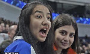 Фотообзор болельщиков на победном матче «Хумо»