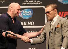UFC президенти Макгрегорнинг қарори ҳақида нималар деди?