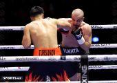 Санжар Турсунов бокс