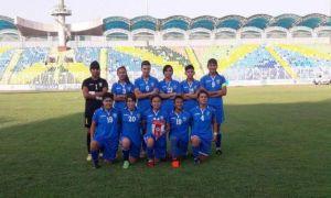 Победа молодёжной сборной в Андижане.