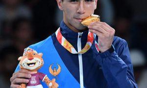 Абдумалик Халаков: Взял реванш у соперника, завоевал золотую медаль и выполнил все задачи