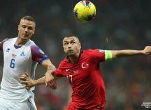 Туркия Евро-2020 йўлланмасини қўлга киритди