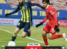 Match Highlights. FC Lokomotiv 0-1 FC Pakhtakor