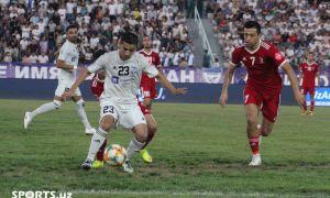 Photo Gallery. FC Andijan 0-1 FC Navbahor