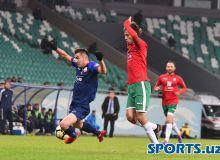 Фоторепортаж матча «Бунёдкор» - «Локомотив» 2:2