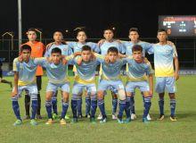 Сборная Узбекистана U-14 обыграла Таиланд
