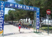 В Навои проходит чемпионат Узбекистана по триатлону