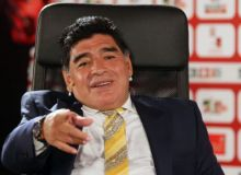 Марадона: Ҳозирги Аргентина Голландия ёки Испанияга қаршилик кўрсата олмайди
