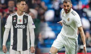 Ronaldu yana Benzema bilan birga o'ynaydi