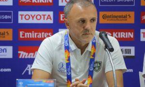 Сегодня состоится пресс-конференция с участием Любинко Друловича по итогам чемпионата Азии U-23