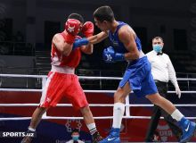 Which boxers will go to the ring on November 5th at Uzbekistan National Championship?