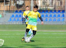 Сборная Узбекистана U-14 провела очередные контрольные матчи