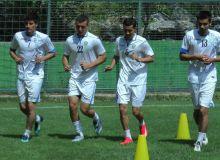 Олимпийская сборная Узбекистана сыграет против Омана