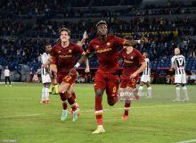 Серия А. «Рома» одержала победу. Шомурадов вышел на замену на 86-й минуте