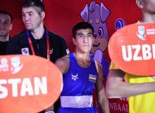 Бокс: Мирзабек Мирзахалилов ҳам Осиё чемпионатида навбатдаги ғалабасига эришди
