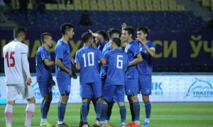 Uzbekistan U23 earn a come-from-behind win over Korea Republic