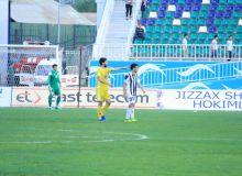 FC Pakhtakor earn a narrow 1-0 victory over FC Sogdiana in Jizzakh