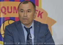 """Рузикул Бердыев: """"Кызылкум"""" - очень опытная команда"""