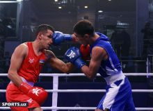 Abdumalik Khalakov dominates the final bout against Shunkor Abdurasulov