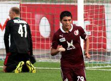 «Металлург» пополнил состав двумя футболистами