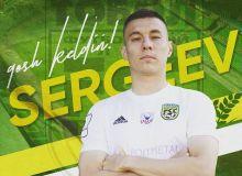 Tobol responds on Igor Sergeev's transfer fee