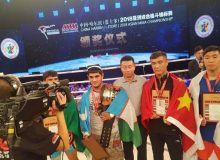 "Аҳлиддин Мирзадавлатов ""ММА Asian Championship-2018"" турнири ғолибига айланди"